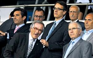 Trías: Dziwne, że klub chce budowy nowego stadionu