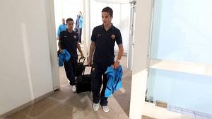 FC Barcelona już w Mediolanie