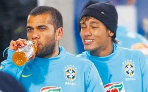 Alves, Adriano i Neymar z szansą na kadrę na IO