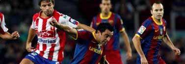 Zapowiedź spotkania FC Barcelona – Sporting Gijón