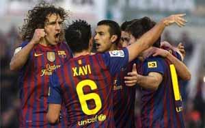 Racing-Barça: Najlepsze, najgorsze