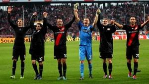 Bayer Leverkusen: Nieregularny gość