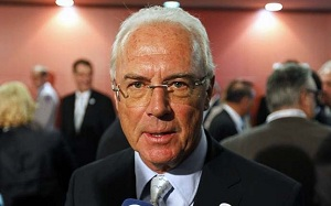 Beckenbauer nie chce FC Barcelony przed finałem