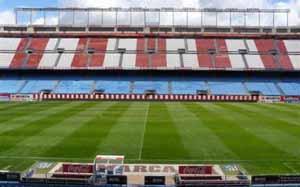 Finał Copa del Rey na Vicente Calderón