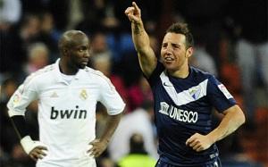 Málaga odebrała punkty Realowi Madryt