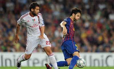 Zapowiedź spotkania AC Milan – FC Barcelona