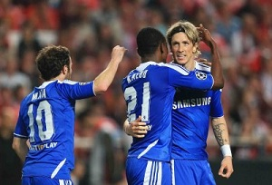 Chelsea wygrała na Estádio da Luz