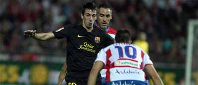 Zapowiedź spotkania FC Barcelona – Granada CF