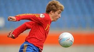 Deulofeu miał udział w zwycięstwie Hiszpani U19