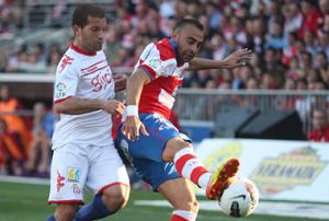 Granada lepsza od Sportingu Gijón (2-1)