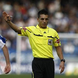 Znamy arbitra meczu Racing-Barça