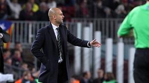 Guardiola: Jestem szczęśliwy trenując Messiego
