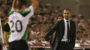 Guardiola niepokonany na El Sardinero