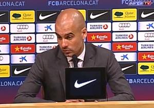 Guardiola: Jesteśmy świadkami najlepszego piłkarza