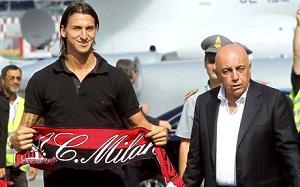 Ibra: Galliani powiedział Barçy, że nie wróci beze mnie
