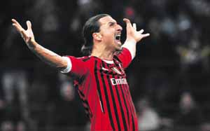 Zlatan w Milanie do 2016 roku?