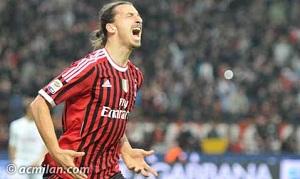 AC Milan pokonuje AS Romę