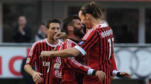 AC Milan ogrywa Parmę na wyjeździe (0-2)