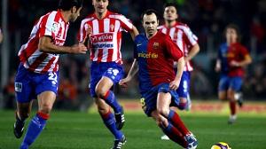 Sporting przeklęty na Camp Nou