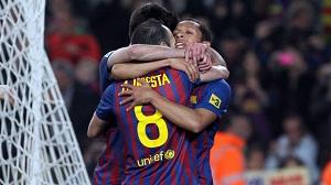 Barça-Sporting: Statystyki