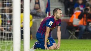 Barça 21 razy obijała słupki w lidze