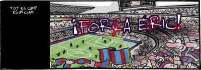 Rok temu w FC Barcelonie…