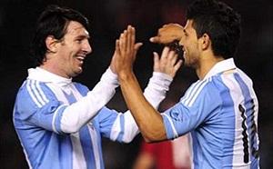 Messi: Będę szczęśliwy, kiedy Agüero trafi do Realu