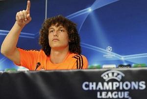 Barça podgladała Davida Luiza w meczu Benfica-Chelsea