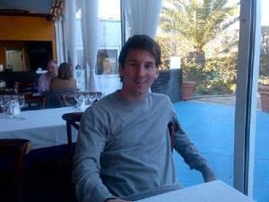Messi spotkał się z siostrą