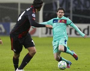 Barça-Bayer meczem wysokiego ryzyka