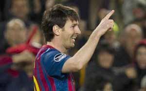 Messi ustrzelił manitę!