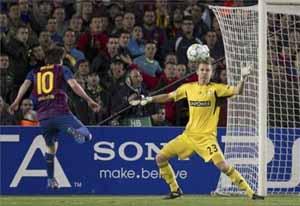 Messi: To miło zdobyć pięć bramek