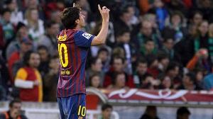 Messi – nieograniczona maszyna strzelecka