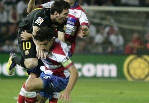 Kadra Granady na mecz z Barceloną