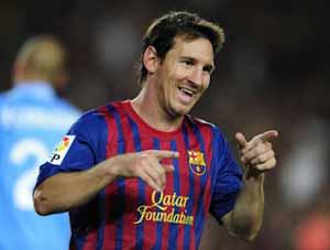 Messi przoduje w kolejnym rankingu
