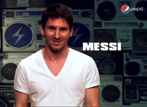 Reklama Pepsi z Leo Messim od podszewki