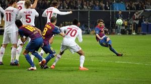 Milan-Barça w liczbach