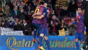 Messi i Cesc: 65 goli i 47 asyst