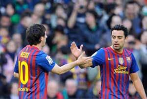 Ranking TOP 11 piłkarzy FC Barcelony