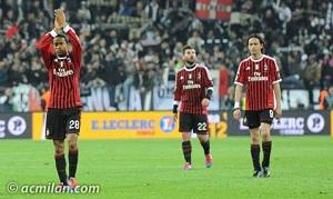 Juventus wyeliminował AC Milan z Coppa Italia
