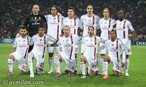 Statystyki AC Milanu w ćwierćfinałach