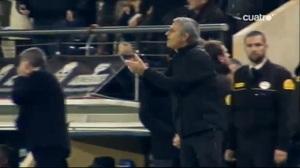 Mourinho także nazwał Romero skur***