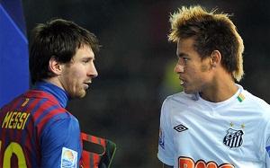 Neymar: Jestem fanem Messiego