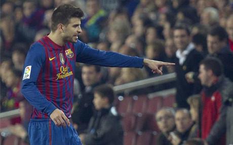 Barcelona odwoła się od kartki Piqué