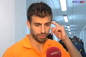 Piqué: Zasłużyliśmy na trzy punkty