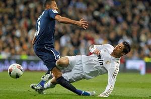 C. Ronaldo: Sędzia był trochę miękki