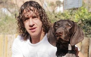 Carles Puyol – solidarny ze zwierzętami