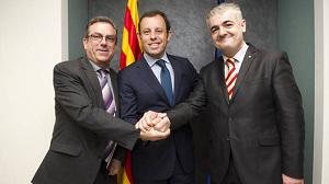 FC Barcelona i ACN odnowili współpracę