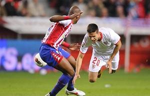 Sevilla przegrywa w Gijón