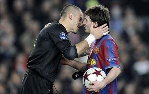 Valdés do Messiego: Ile w końcu strzeliłeś?